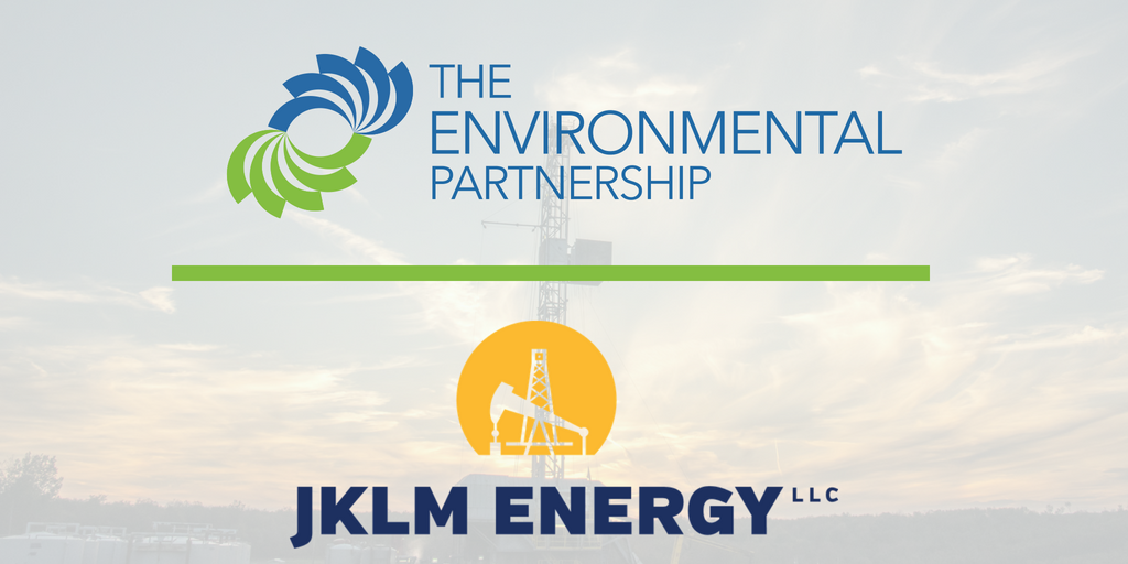 JKLM Energy Environmental Partnership Twitter Graphic